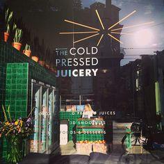 the cold pressed juicery - Google zoeken
