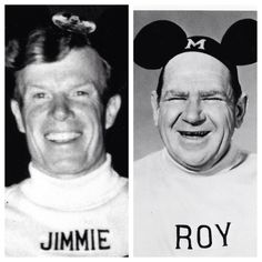 Jimmie Dodd and Roy on The Mickey Mouse Club (1955–1959)