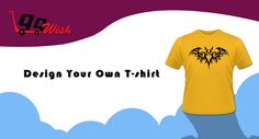 #design your own #T-shirts online @ Rs. 399 Get your Logo, Photo & Text Printed.