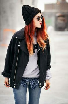 style for redhaids and more