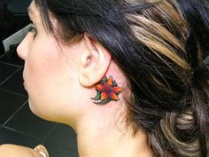 Apart from unique tattoo designs, many people are finding unique spots on the body where they can ink the tattoo. Tattoo behind ear is getting really popular these days and is quite a unique spot for getting a tattoo........