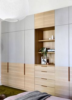 20 Best and Modern Closet Design For Your Beautiful Home – Tables and desk ideas Australian Interior Design, Interior Design Awards, Wardrobe Design Bedroom, Closet Bedroom, Master Closet, Bedroom Office, Wardrobe Doors, Built In Wardrobe, Closet Doors