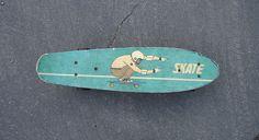 Vintage skateboard 2 by Mr Bizzle, via Flickr