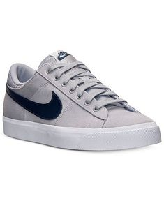 purchase cheap 4dd8d 74d16 Nike Men s Match Supreme Hi Textile Casual Sneakers from Finish Line -  Finish Line Athletic Shoes