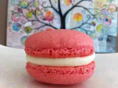 More tips for baking the perfect macaron.  Includes a recipe for salted caramel macarons.