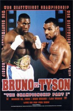 lennox lewis boxing posters - Google Search