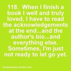 Bookworm #Bookfessions