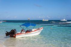 Boat at San Andres | Flickr