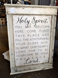 antiquing in franklin tn Franklin, Tennessee Prayer Closet, Prayer Room, Prayer Wall, Christian Decor, Christian Signs, Christian Faith, Diy Home Decor, Room Decor, Christen
