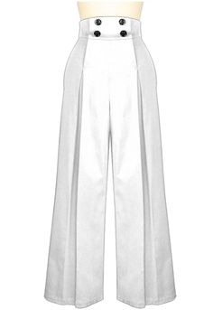 40s Pants by Amber Middaugh