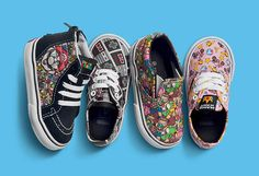 #VansxNintendo Kids Collection - mini:licious by wendy lam