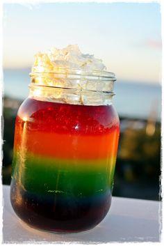 Kiwi At Heart: Rainbow Party!!!