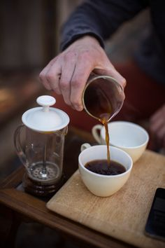 The Perfect Cup: Aaron Wood Kinfolk