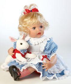 Fotos de Boneca Alice no Pais das Maravilhas Bebe, MUITO LINDA! Itabuna