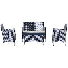 4-Piece Gigi Patio Seating Group