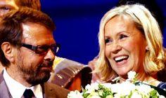 My ABBA World: agnetha e björn