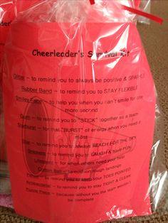 RHS Cheer survival kit