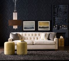 Love This Rug! Soft, Modern And Perfectly Balanced With A Light Colored  Sofa.
