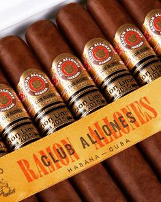 Ramon Allones edicion limitada 2015
