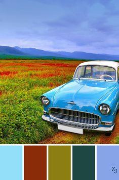 ZJ Colour Palette 619 #colourpalette #colourinspiration