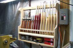 Rebuilt lathe tool holder - by ldl @ http://LumberJocks.com ~ woodworking community