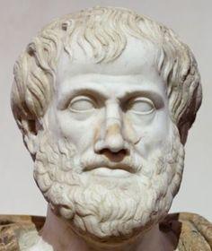 Aristóteles, de Estagira(Trácia).