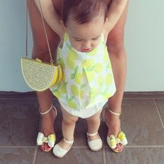 this will be future me and my child my kate spade accessories match my kid's outfit. yep.