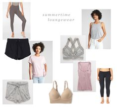 Summertime Loungewear – The Small Things Blog