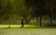Caminando en la tormenta by Rodrigo Santana on 500px