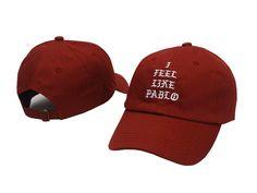 a17e3bc64d6da I Feel Like Pablo Cap fashion golf swag cap outdoor hat Women   men gosha  cap paul polos dad hat i feel like pablo baseball caps