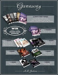 Huge giveaway celebrating the COME TO ME SOFTLY by A.L. Jackson Cover Reveal!