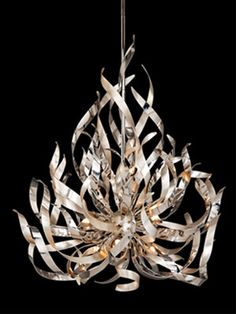Corbett Lighting:  combines the finest glass ware, shades and natural material in lighting. Offering a wide selection of ADA compliant wall sconces, and indirect pendants.  Buy at Black Whale Lighting.
