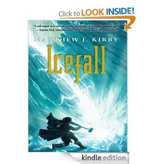 Icefall. Suggested for fans of Percy Jackson