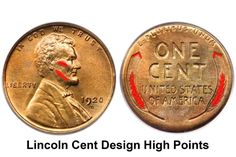Being able to grade Lincoln wheat pennies accurately is the key to determining your coin's value or price. This guide will help you learn how to grade Lincoln wheat cents through a series of descriptions and photos that illustrate an example of each grade for Lincoln wheat cents.
