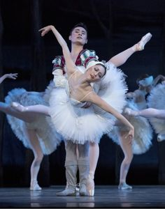 Oregon Ballet -- Swan Lake