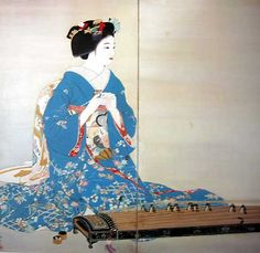 Kajiwara Hisako (梶原緋佐子) 1896-1988, Japanese Artist