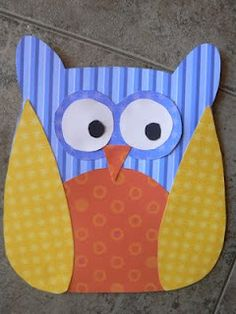 T's First Grade Class: cute owl patterns! maybe the kids can make the first week to help decorate their room Owl Theme Classroom, Classroom Ideas, Classroom Crafts, Classroom Teacher, Classroom Organization, Art School, School Ideas, School Craft, Owl Templates