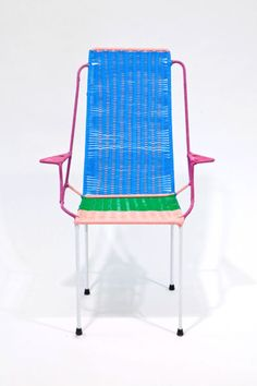 outdoor chair collection by Marni