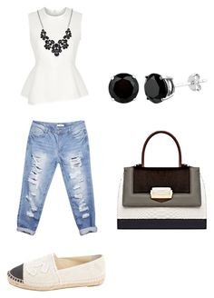 Untitled #3 by marce-castaneda on Polyvore featuring polyvore, fashion, style, Alexander Wang, Wet Seal, Chanel and The Volon