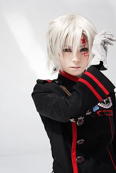Allen Walker (D. Gray Man)