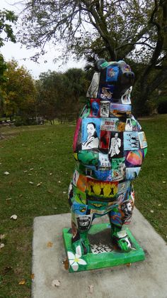 Macon's art bears indicate places to linger. What Macon, Georgia can teach us about finding the essence of a place