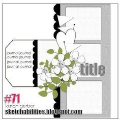 sketchabilities: Sketch #71-Design Team Reveal