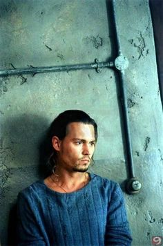 Johnny Depp - INFP Personality Type