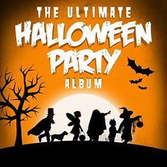 The Ultimate Halloween Party Album Album Covers, Halloween Party, Music, Image, Amazon, Decor, Shoes, Musica, Musik