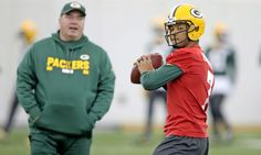 Packers won't bring in QB to compete with Brett Hundley = Green Bay Packers head coach Mike McCarthy continues to insist that his team won't be bringing in an experienced quarterback to compete with Brett Hundley as.....