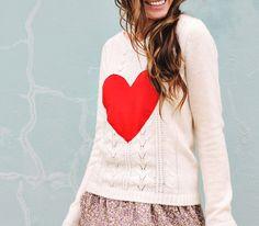 Valentine's sweater