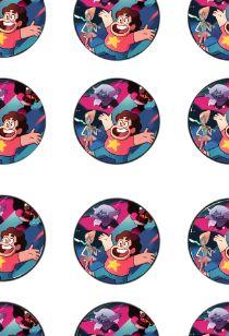 Steven Universe Birthday Party Printable Files