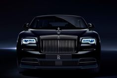 Power is unleashed with Black Badge Wraith. The boldest edition of the world's most powerful Rolls-Royce is sculpted for those who dare to defy convention. Rolls Royce Wraith Black, Rolls Royce Black, Rolls Royce Dawn, Rolls Royce Motor Cars, Rolls Roys, Car Iphone Wallpaper, Dubai, Cars Characters, Lux Cars