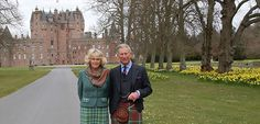 History of Glamis Castle  Angus, Scotland Childhood home of The Queen Mother