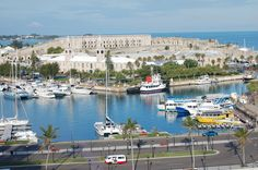 Royal Dockyard Bermuda